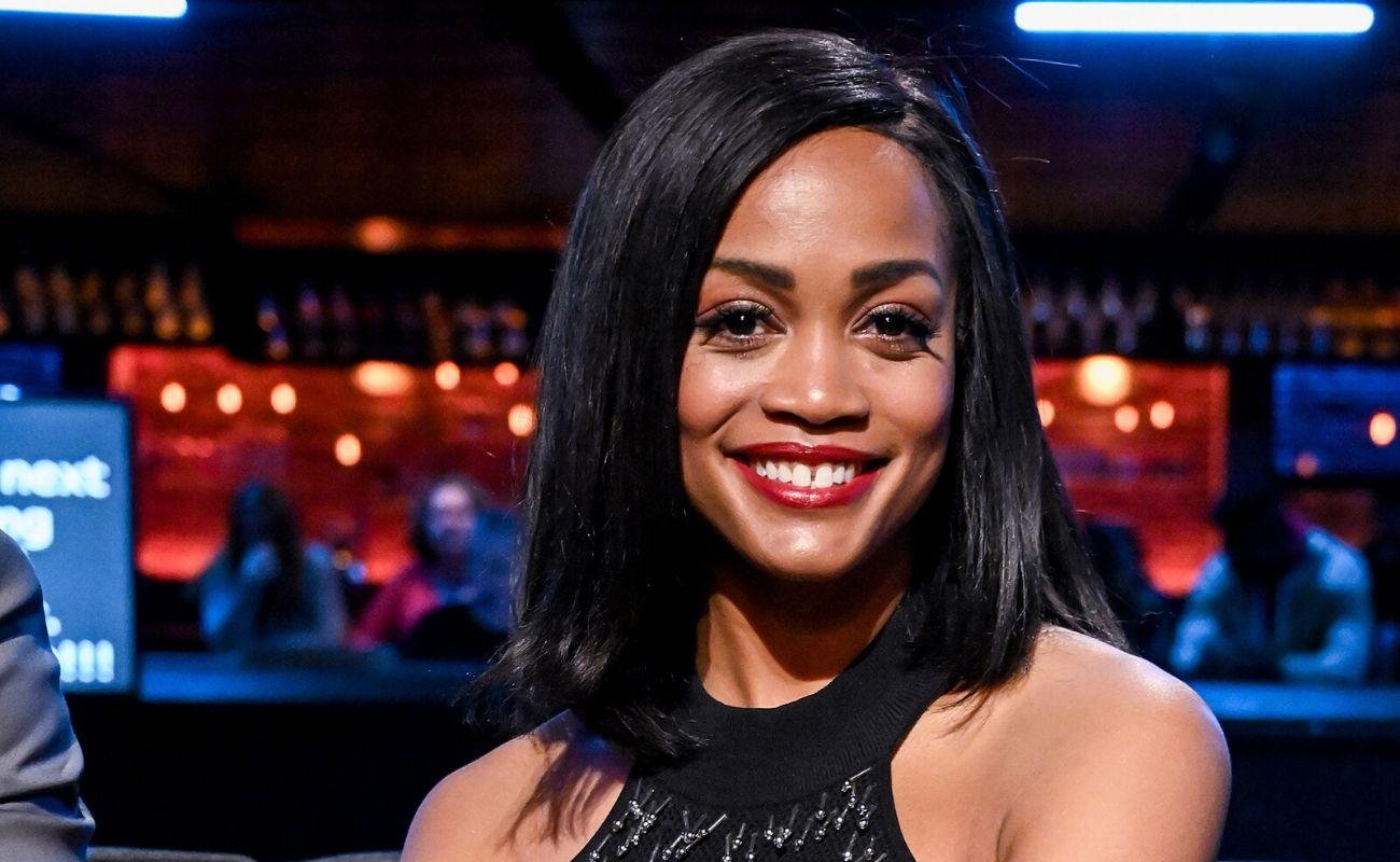 Rachel Lindsay Claims 'The Bachelorette' Purposely Cast Black Men Who Didn't Date Black Women On Her Season