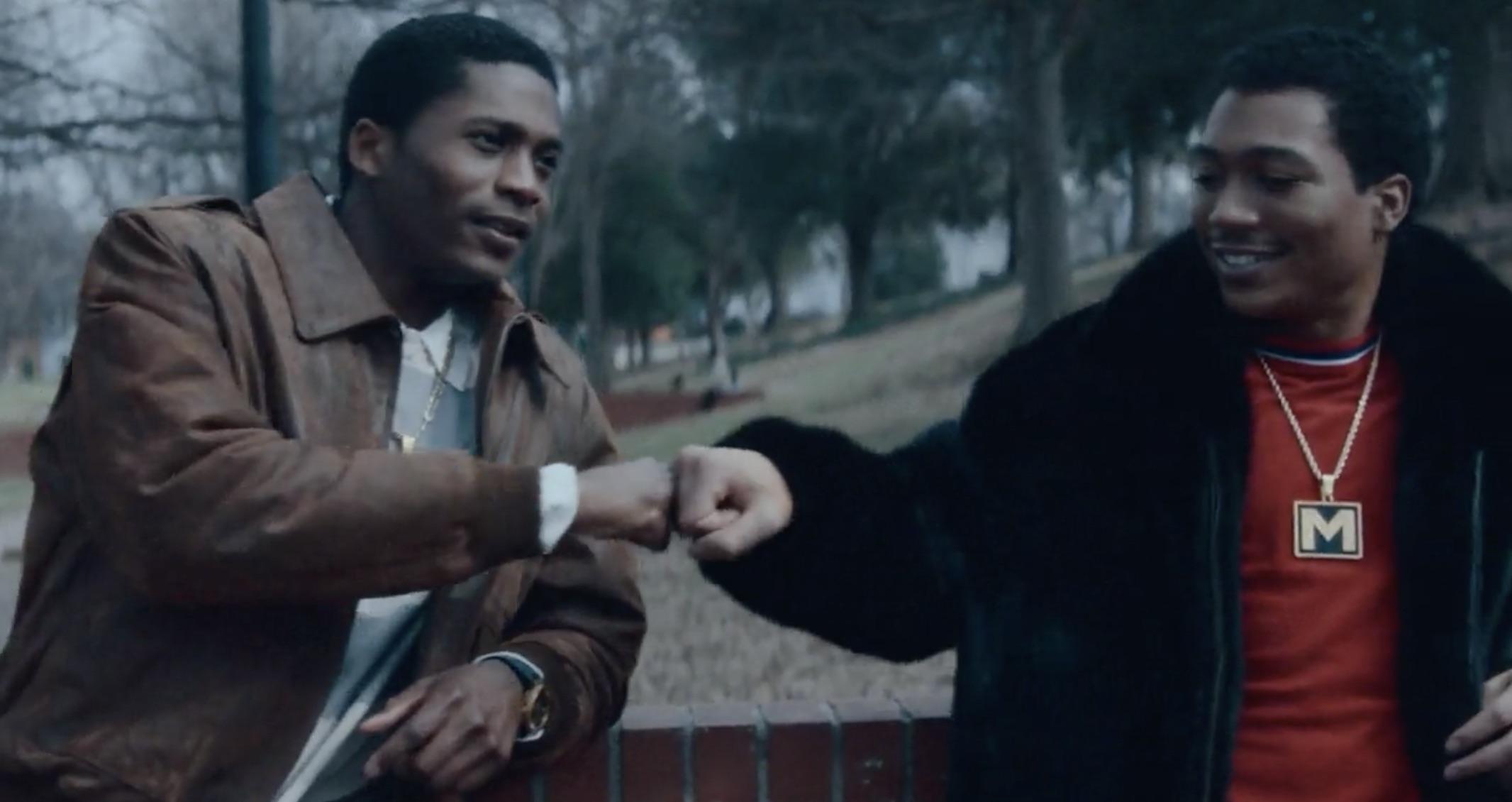 'BMF': Starz's '80s-Set Crime Drama On The Flenorys Drops Teaser, Sets Premiere